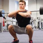 Front-squat-back