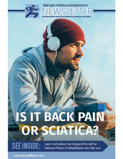back pain or sciatica